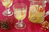 ワイングラス (ガラス工房 橙)