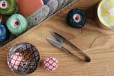 HOME THREAD CLIPPER  糸切りバサミ (DARUMA THREAD)