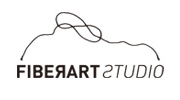 FIBER ART STUDIOロゴ