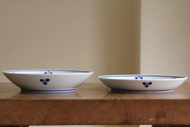 ブルーム フリーディッシュ (白山陶器)サブPH1