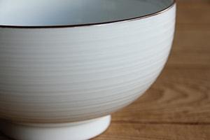 どんぶり(白山陶器)