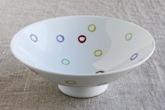 白山陶器 平茶わん AB-10