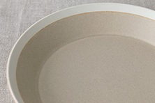 dishes プレート (イイホシユミコ×木村硝子店)
