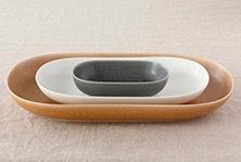ReIRABO オーバルプレート (yumiko iihoshi porcelain)