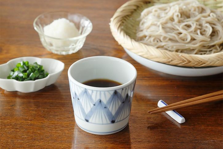 蕎麦猪口 (大日窯)