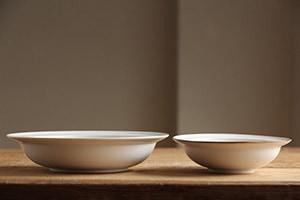 浅リムスープ皿 (JICON・磁今)