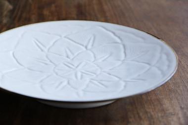 麻の糸 プレート (白山陶器)サブPH2