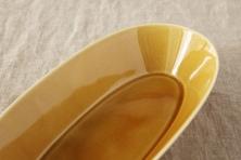 楕円鉢 (瑞々)