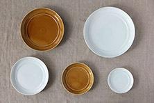 角皿・まる皿 (瑞々)