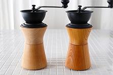 コーヒーミル(MokuNeji×Kalita)