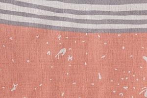 くまとクジラの風呂敷 (むす美×kata kata)