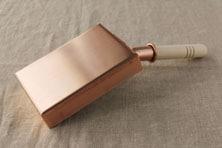 銅玉子焼き器 (中村銅器製作所)