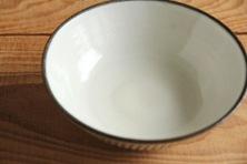 飛び鉋 おとな茶碗 (小鹿田焼)