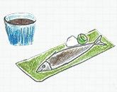 においの強いものや色の強い食材や液体を長時間触れた状態にすること