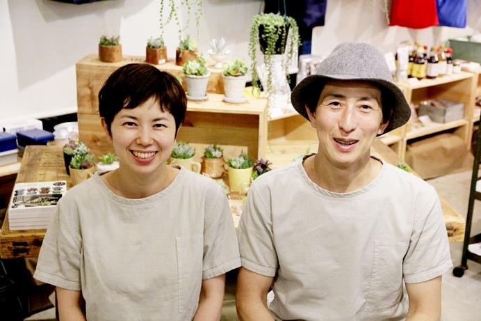 TOKIIROの2人