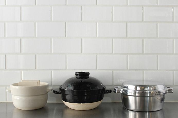 炊飯の鍋編