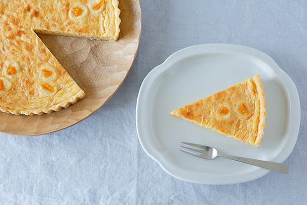 マーマレードチーズタルト