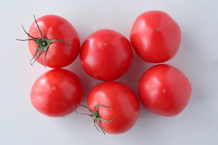 旬の食材「トマト」