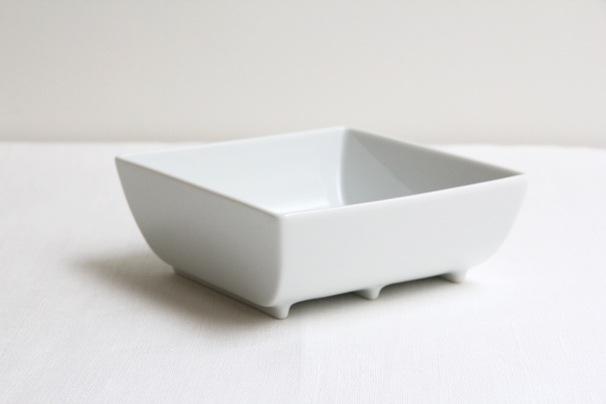SHIHOU 四方 小鉢 白磁(白山陶器)