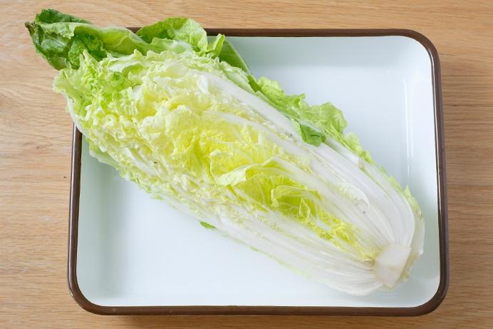 旬の食材「白菜」