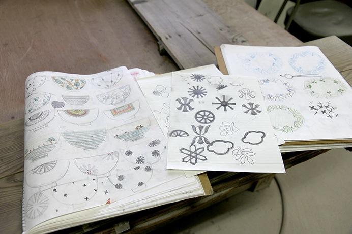 徳永遊心さんのデザインノート
