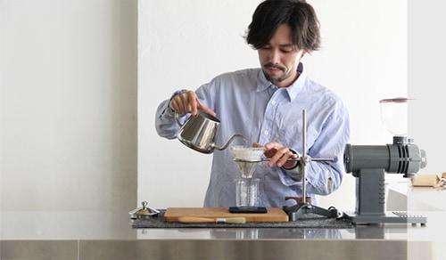 コーヒーを美味しく、楽しくするドリップ講座
