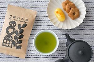 3時のお茶 (すすむ屋茶店×cotogoto)