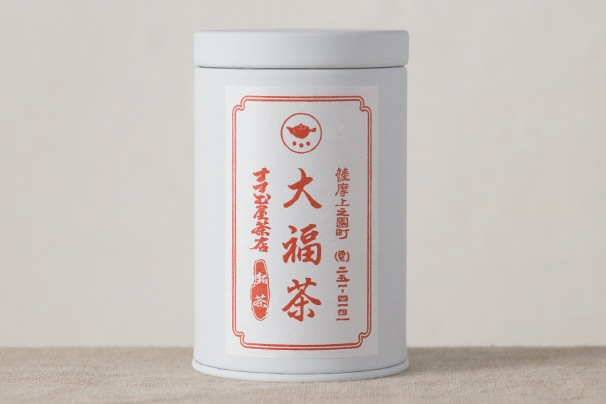 大福茶 缶入り