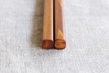 ひのき塗箸 あすなろ塗箸 (SyuRo)