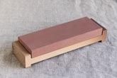 基本の砥石セット  砥石+砥石台  (包丁工房タダフサ)