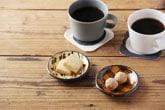 スリップウェア 豆皿 (山田洋次)