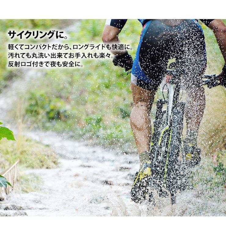 ラドウェザー LAD WEATHER 防水バッグ 防水リュックサック アウトドア スポーツ ザック/バックパック 反射材/リフレクター 自転車通勤 通学に。