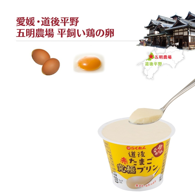 愛媛・道後平野 五明農場 平飼い鶏の卵