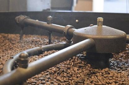 コーヒーロースターの種類について