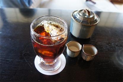 アイスコーヒーの作り方 ドリップコーヒーから作る場合