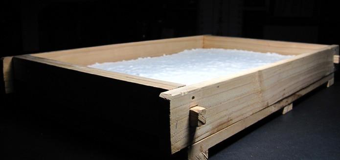 麹作り二百三十年、伝統の技