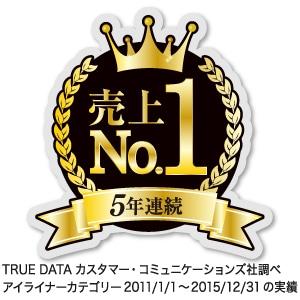 売上No.1アイライナー