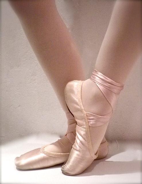 バレエ用品のお手入れ方法