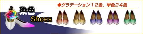 染色Shoes
