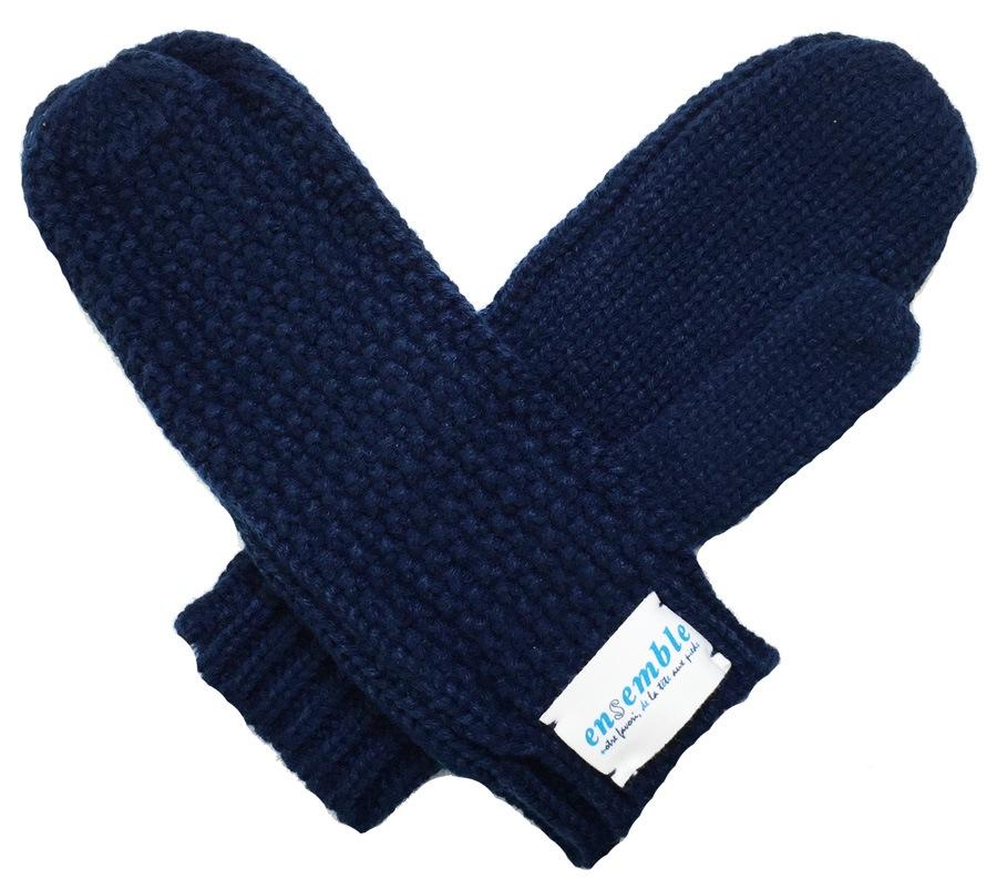 アンサンブル・デシネ製ミトン(手袋)