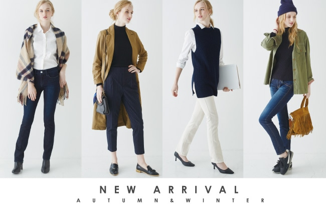2016秋冬新商品