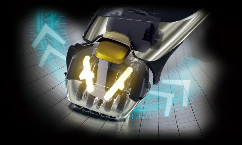 3Dアクティブサスペンションイメージ