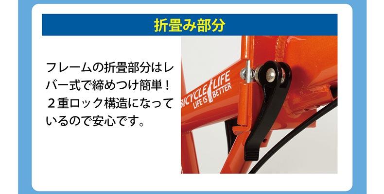 MG-FCP20 折畳み部分
