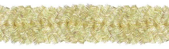 180cmオーロラミックスガーランドライトゴールドオーロラ