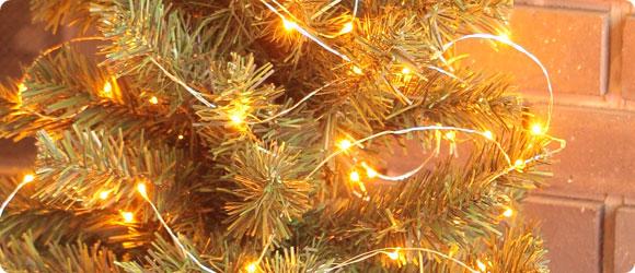 LEDジュエリーライトイエロー使用イメージ