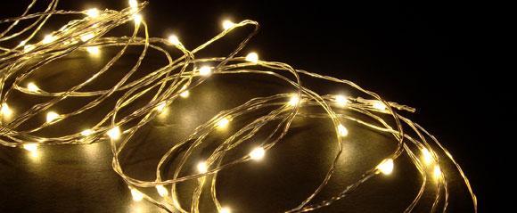 LEDジュエリーライト50球使用イメージ