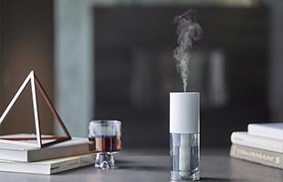 ピエゾディフーザーは熱や水を使わないので香りに変化がなく、動作音が静かなことも特徴です