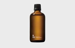 プロダクトデザイナー柴田文江氏監修のボトルにはシリーズの頭文字と数字のみが表示されたシンプルで認識しやすいデザインになっています