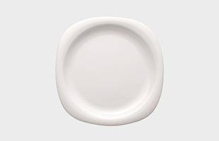 Rosenthal ローゼンタール スオミ ホワイト プレート20cm