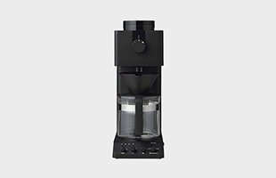 TWINBIRD 全自動コーヒーメーカー CM-D465B